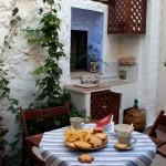 patio_casa rural_fresco_Lietor_alojamiento