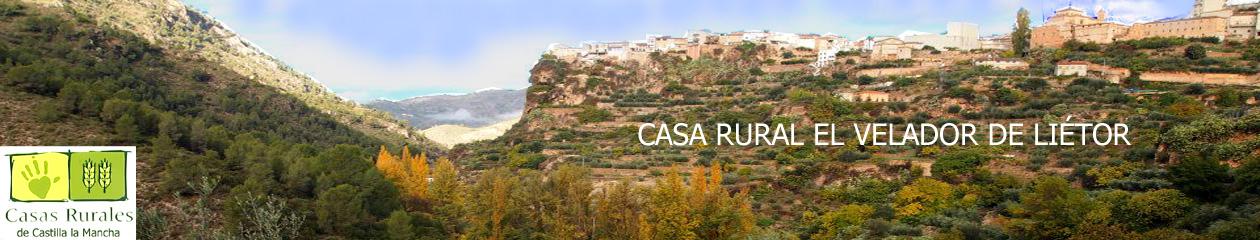 Casa Rural El Velador logo